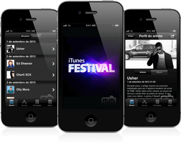 14 app itunes festival london 2012 600x475 - Itunes Festival 2012 retorna em setembro com mais de 60 artistas internacionais