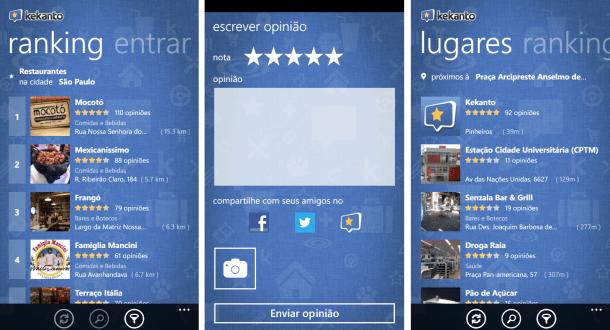 Captura de Tela 2012 09 21 às 12.15.33 610x330 - Aplicativo para Windows Phone ajuda a encontrar os melhores lugares
