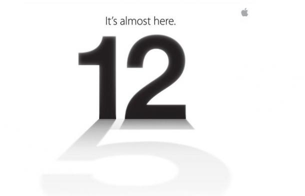 Convite evento Apple para lançamento do iPhone 5 610x391 - iPhone 5: convite da Apple indica lançamento no dia 12 de setembro