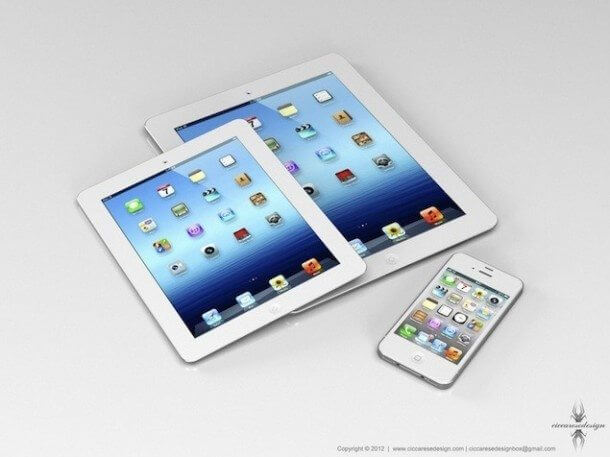 apple ipad mini coming out release date 0 610x4571 - iPad Mini pode estar sendo produzido no Brasil