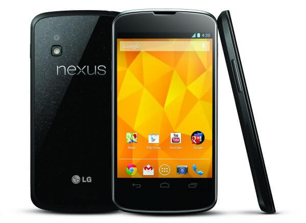 div nexus 4 - Review: primeiras impressões do Nexus 4 (Google)