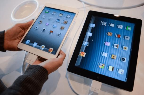 Captura de Tela 2012 11 02 às 12.45.05 610x404 - iPad mini é lançado discretamente na Ásia