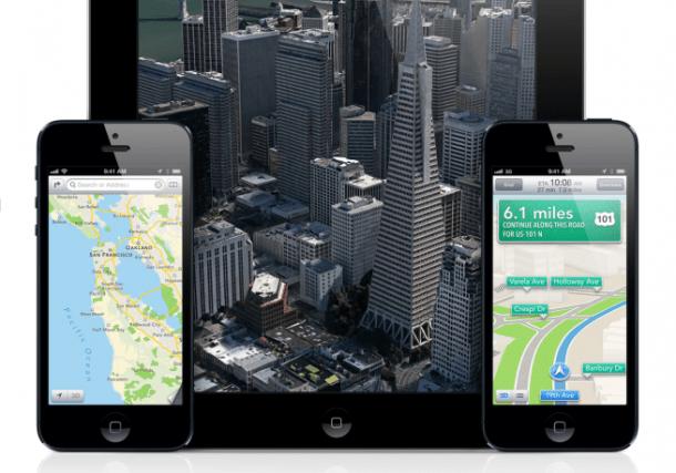 Responsável pelo Mapas foi demitido 610x427 - Responsável pelo serviço de Mapas da Apple teria sido demitido