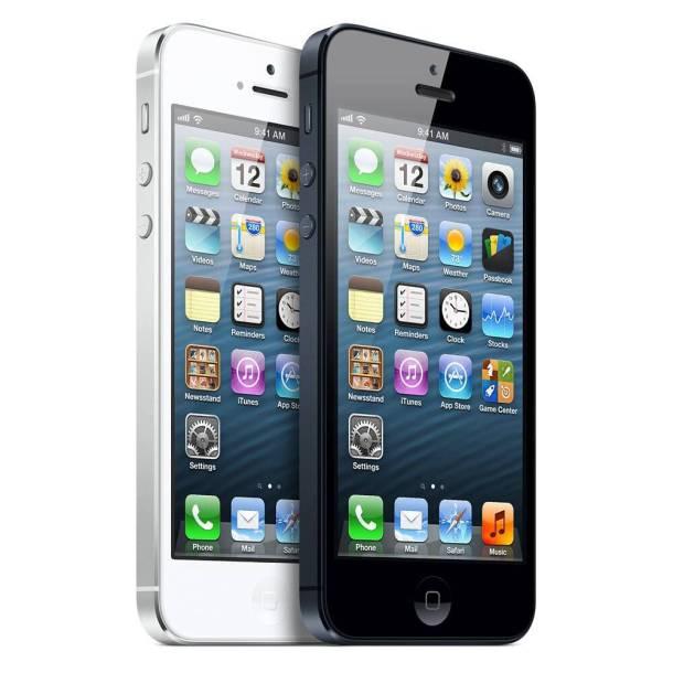 iphone 5 610x610 - iPhone 5 chega ao Brasil ainda este mês