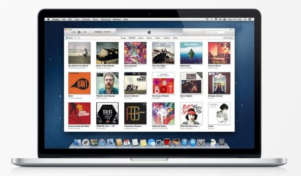 Novo iTunes 11
