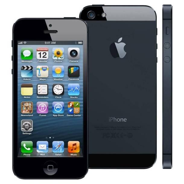 iPhone 51 610x610 - iPhone 5: comprar nos EUA custa bem menos