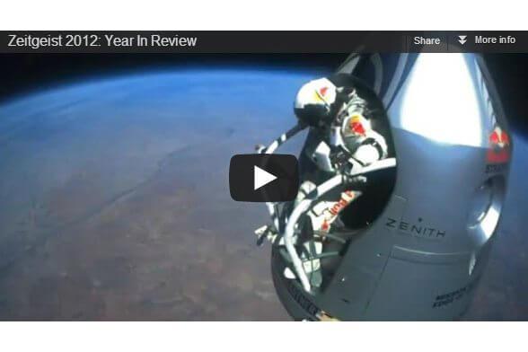 zeitgeist 2012 - Google apresenta vídeo com os fatos que marcaram 2012