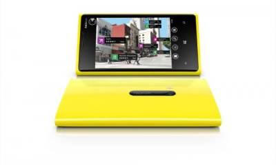 600 nokia lumia 920 yellow portrait1 - Review: Nokia Lumia 920