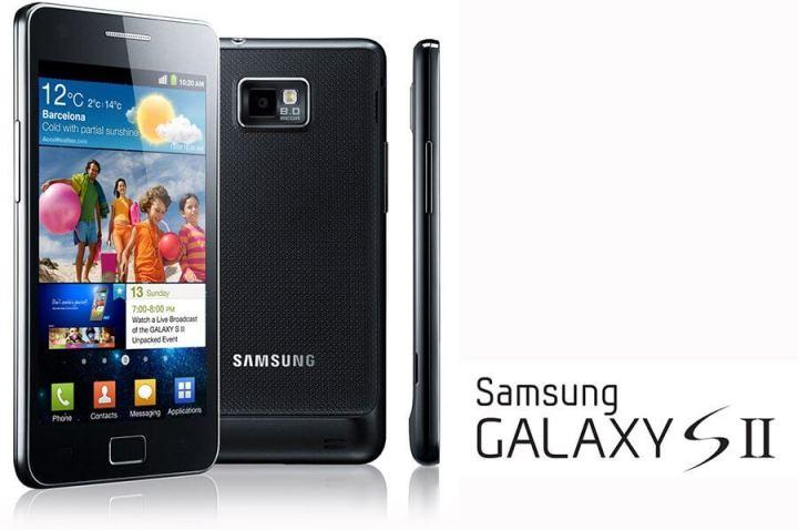 Samsung Galaxy SII Android 4.1.2 Jelly Bean - Análise: ROM oficial da Samsung com Android 4.1.2 para o Galaxy SII (GT-i9100)