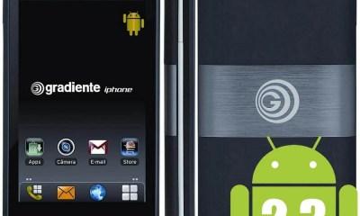 Gradiente iPhone chega às lojas virtuais do Brasil1 - Gradiente iPhone chega às lojas virtuais do Brasil