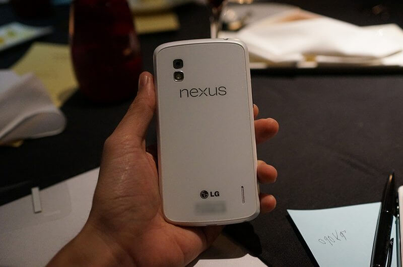 LG Google Nexus 4 branco white (7)