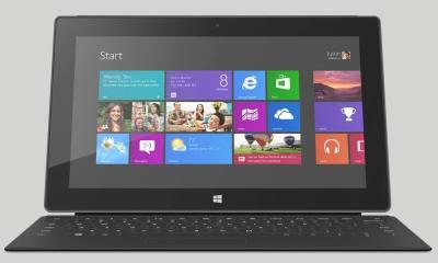 Microsoft Suface Pro com Windows 8 Pro - Surface Pro chega às lojas da Microsoft