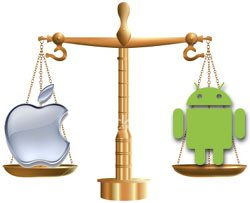 android ios app profit - Android consome mais dados do que iPhone?