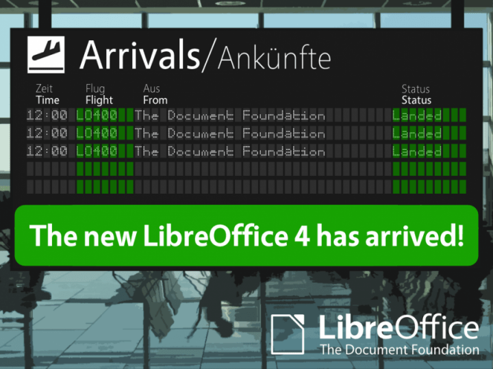 LibreOffice 4.0.0.3