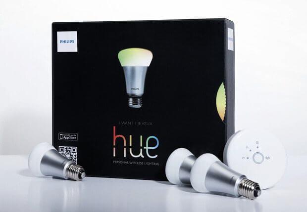 Philips Hue - A lâmpada controlada por wi-fi