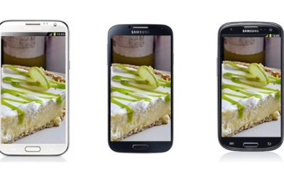Samsung Galaxy S II III IV 4 and Note to get Android 4.2.2 Jelly Bean and 5.0 Key Lime Pie - Galaxy S II e Galaxy Note receberão o Android 4.2.2, Galaxy S III, Galaxy S 4 e Galaxy Note II chegarão até o Android 5.0