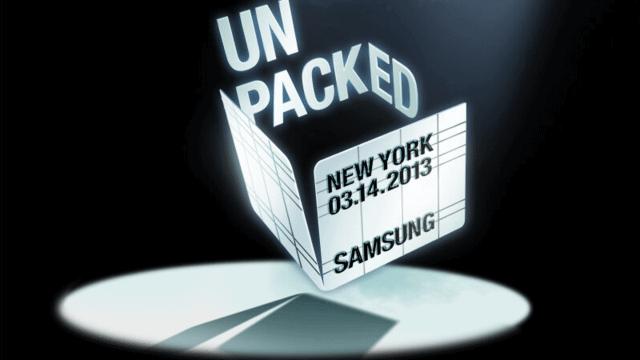 Samsung Galaxy S4 será anunciado hoje - Samsung Galaxy S4 será anunciado hoje