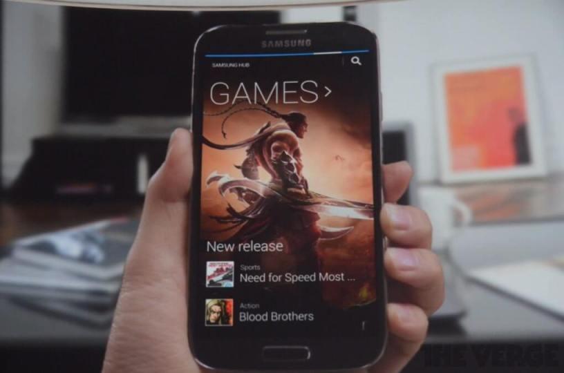phpIYLClPgames - Galaxy S4: mais fino, mais leve e chega ao Brasil no dia 26 de abril