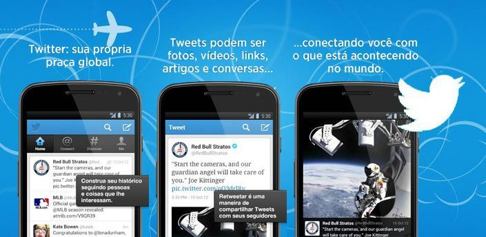 twitter banner - Especial Twitter 7 anos: os mais populares Clientes de Twitter para o Android