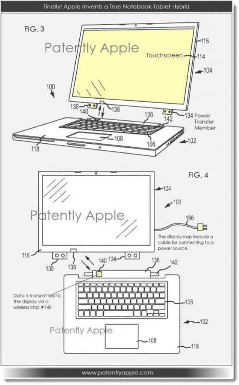 6a0120a5580826970c017d42856627970c 800wi - Patente da Apple mostra como poderá ser um híbrido de notebook e tablet da empresa