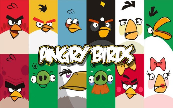 Angry Birds 720x450 - Angry Birds ganha 15 novas fases