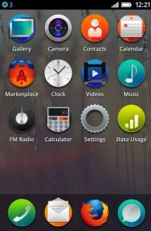 FXOS IconGrid1 666x1000 - Brasil é confirmado no lançamento do Firefox OS em Junho