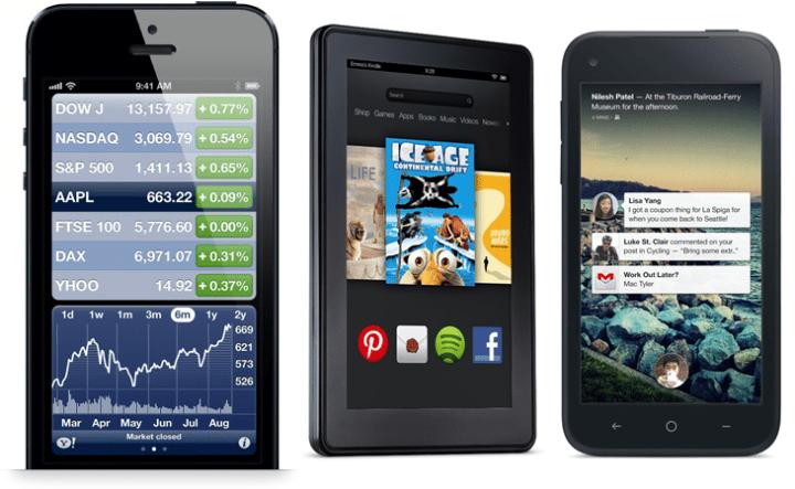 APPLE AMZN FB 720x443 - Resultados financeiros: Apple desacelera, Amazon e Facebook agradam, mas não empolgam