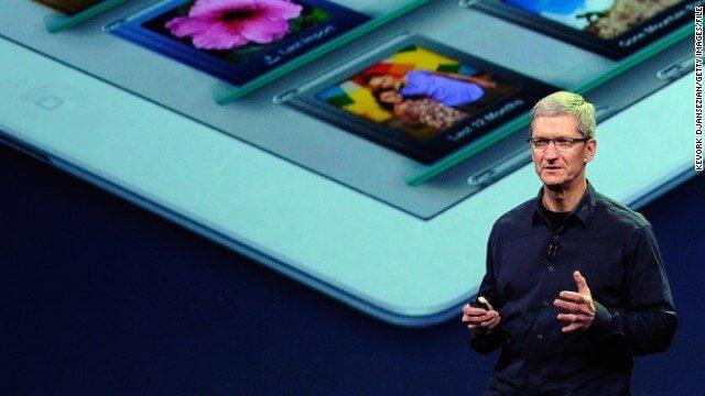 """TIM COOK - Google Glass é um produto """"difícil"""", segundo Tim Cook"""