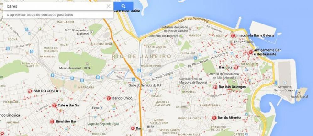 Bares no Rio de Janeiro