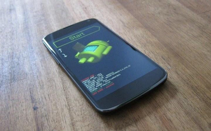 root n4 720x448 - Tutorial: Root no LG Nexus 4 (E960)