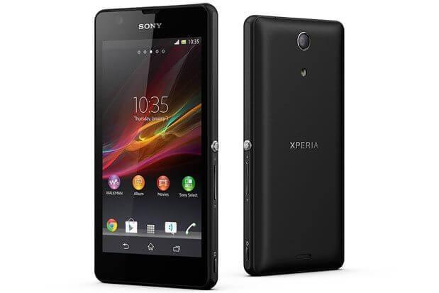 "sony xperia zr - Sony anuncia Xperia ZR com 4,6"" e à prova d'água"