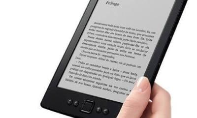 Promocao Kindle Brasil - Amazon vende Kindle em promoção por R$ 199 no Brasil