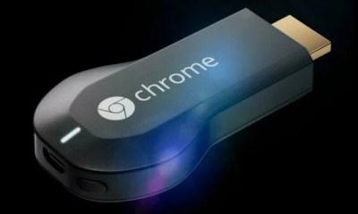 chromecast black dongle 640x353 - Review Chromecast: vale a pena ter um?