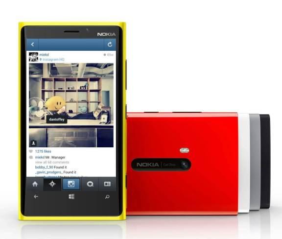 nokia lumia instagram 720x612 - Instagram elimina fotos publicadas via Windows Phone