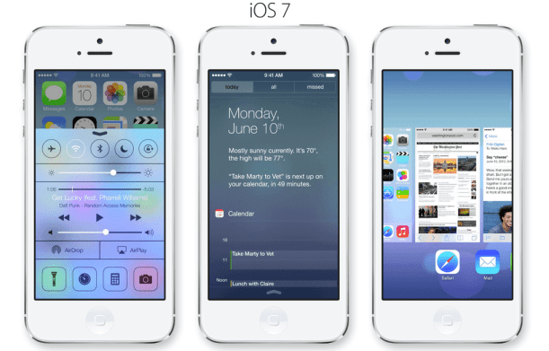 iOS 7 deve ser lançado no dia 10 de setembro / reprodução