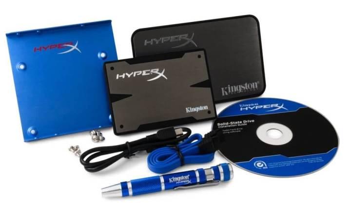 SSD Kingston HyperX 3K 1 720x450 - Review: SSD HyperX 3K da Kingston