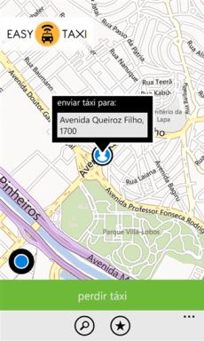 72e1da22 cc80 49ee 9bdd 281f859bd923 - Easy Taxi ganha versão para Windows Phones