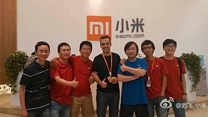 BTOx2VrCIAAYOMX 720x405 - O brasileiro Hugo Barra chega à empresa Xiaomi
