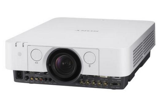 VPL-FHZ55 - projetor laser da Sony  / reprodução