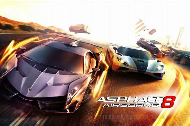 asphalt 8 airborne 01 - Asphalt 8: Airborne com desconto na App Store