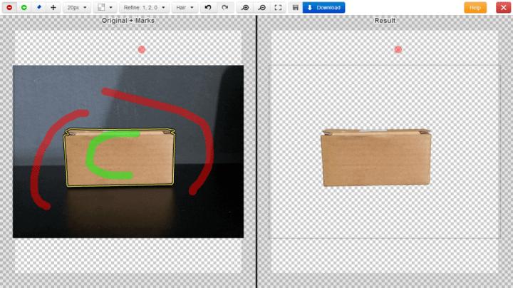 Captura de Tela 2 720x404 - Remova facilmente o fundo de suas imagens com o Clipping Magic