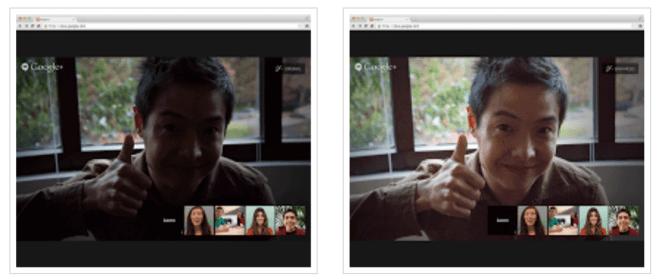 Hangouts agora vai melhorar a qualidade dos vídeos automaticamente