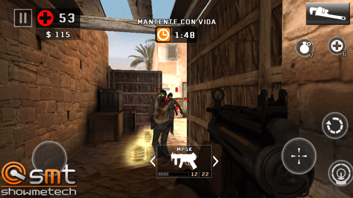 MissãoÁfrica 720x405 - Game Review: Dead Trigger 2 (Android/iOS)