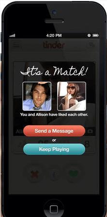 Tinder 4 - Conheça o Tinder, uma boa opção para a paquera em smartphones