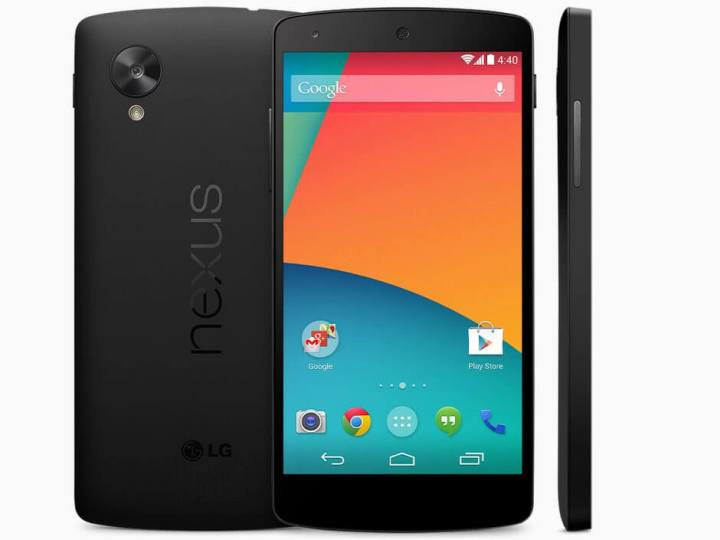 google nexus 5 1st official 720x540 - Google inicia vendas do Nexus 5, primeiro smartphone com o Android 4.4 (Kitkat)