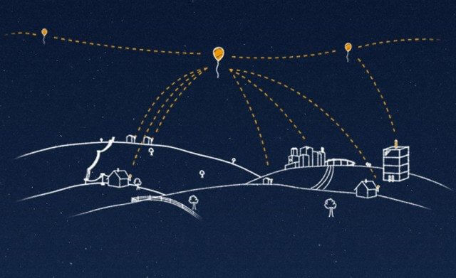 Google quer testar o Project Loon no Brasil 7