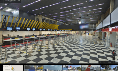 Aeroporto Congonhas Google Street View