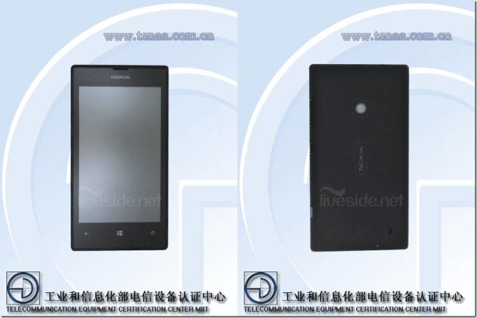 lumia 5251 - Nokia Lumia 525 será o sucessor do Windows Phone mais vendido do mundo (novas imagens!)