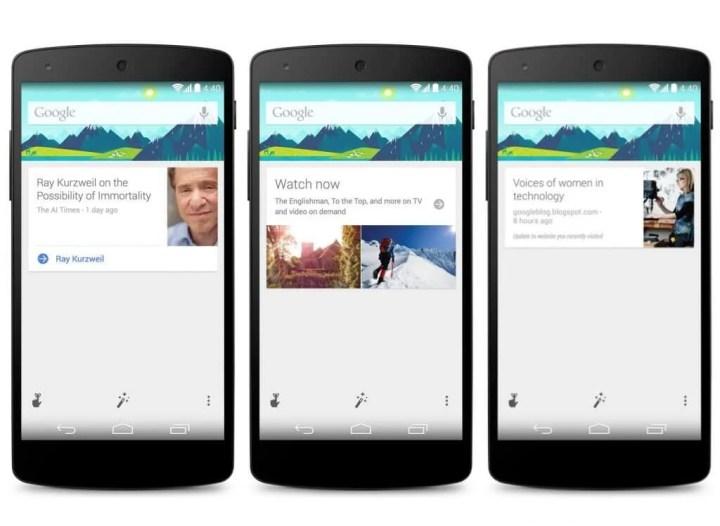 voice actions comandos de voz google now