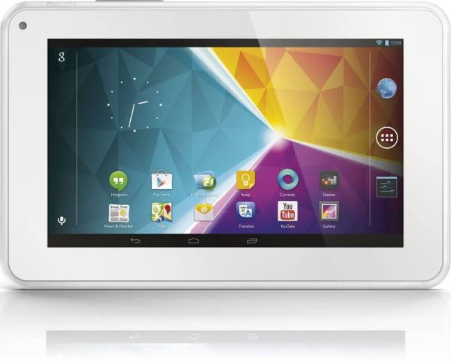 Tablet Philips PI3900B2X78 720x580 - Tablets da Philips com Android aterrisam no mercado brasileiro